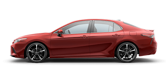 The 2019 Toyota Camry