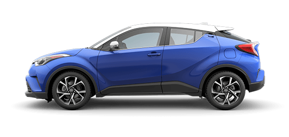 The 2019 Toyota C-HR