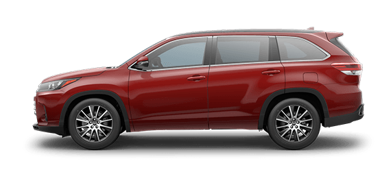 The 2019 Toyota Highlander